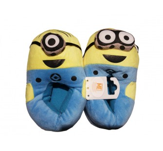 qualité stable Nouveaux produits chaussures de séparation Chaussons Minions pour enfants