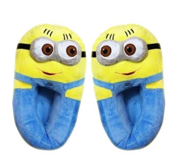 Chaussons Minions Smile