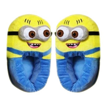Chaussons Minions Sourire