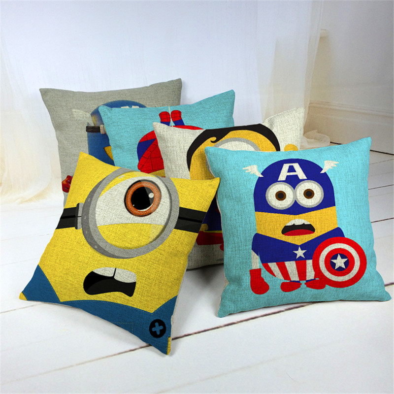 Coussin de collection Minions