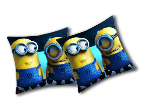 Coussin Minions Univers