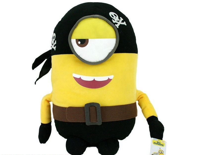 Peluche Minions pirate