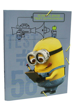 Pochette porte-documents Minions