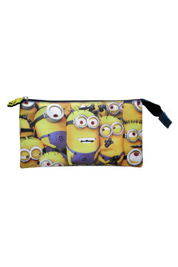 Trousse plate Minions